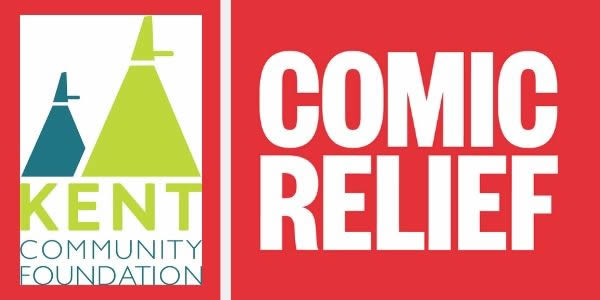 Grant from Comic Relief via the Kent Community Foundation