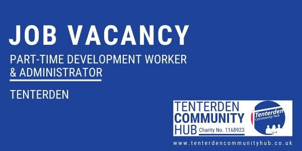 Tenterden Community Hub Job Vacancy